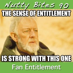 Nutty Bites Fan Entitlement