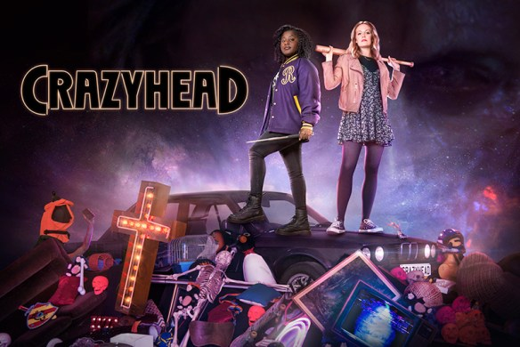 Nutty Bites: Crazyhead – Dinner and a Movie – Dog Days of Podcasting 2017