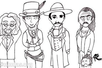 Deadwood Cast - Daily Creativity