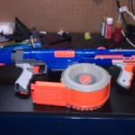 NERF Raider, factory fresh