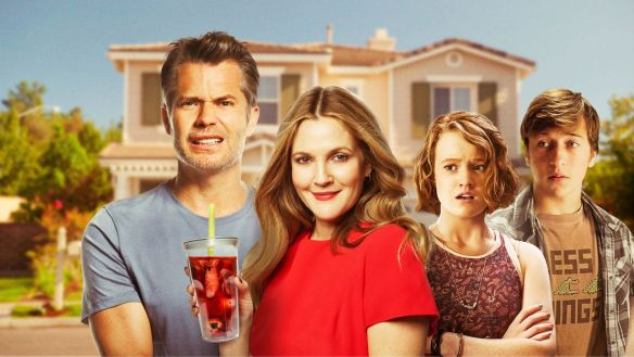 Nutty Bites: Santa Clarita Diet - Dinner and a Movie - Dog Days of Podcasting 2017