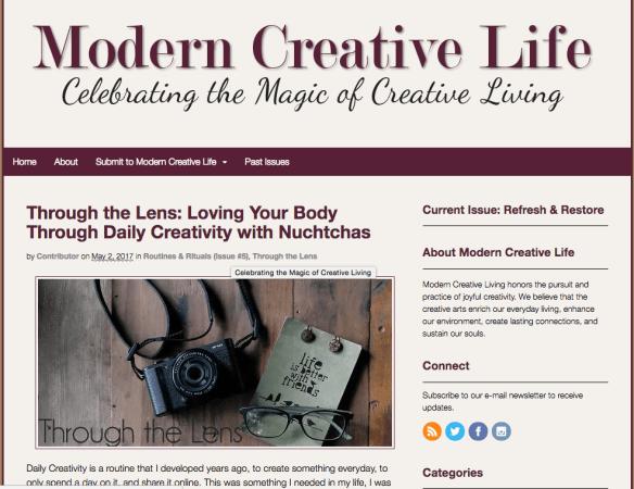 Modern Creative Life