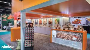 trade show exhibit interiors