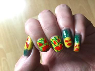 halloween-nails_ananas-nails