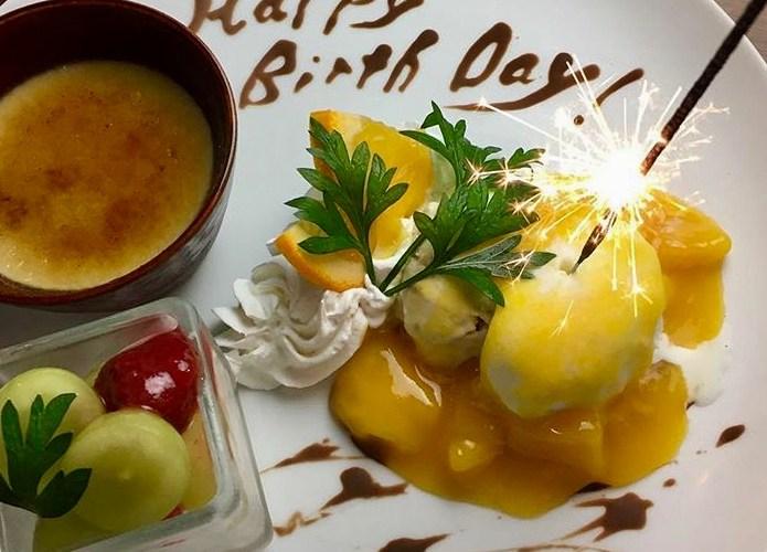 金沢 美味しい居酒屋 デザート