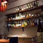 金沢 美味しい居酒屋 バーカウンター