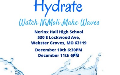 NiMoli Studio Winter Showcase 2016 HYDRATE!