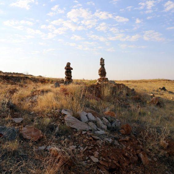 Köylüler ve sanatçıların desteğiyle ilk kulluklar Ağbaba'da yapıldı