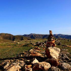 Nimri'nin komşu köylerinden Bayındır yakınlarındaki kulluk ve çevresi
