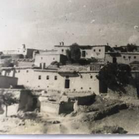 Eski köyün bir bölümü, Hüseyin Turan gönderisi