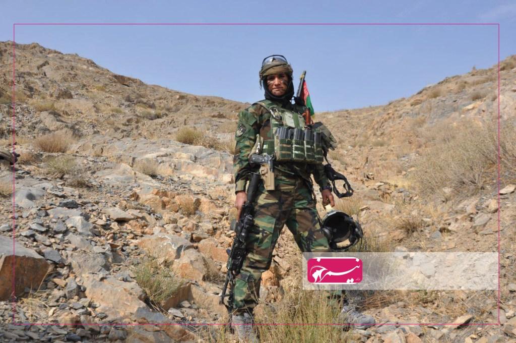 زنان عضو اردوی ملی افغانسان | تصویر اختصاصی ارسال شده از وزارت دفاع ملی به نیمرخ