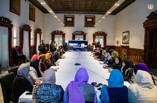 این نشست میان اعضای پارلمان افغانستان و سویدن به گونه آنلاین برگزار شده است.