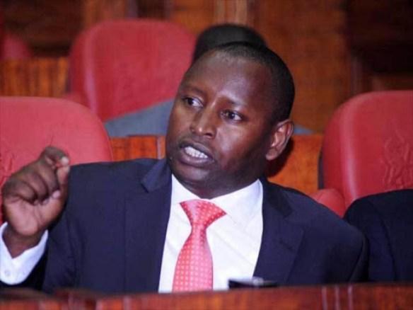 Moses Lenolkulal Corruption Allegation