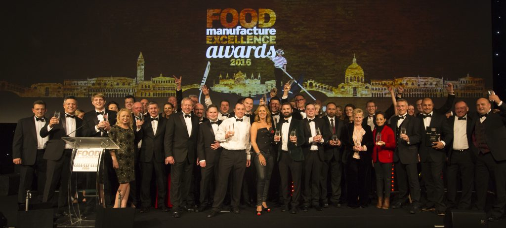 Food Manufacture Excellence Awards 2016 Winners