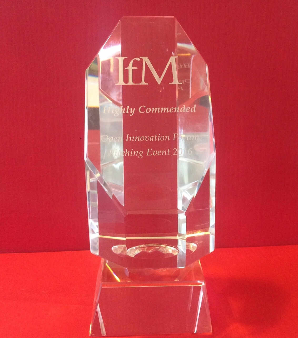 Nim's Fruit Crisps is an open innovation award winner at food matters live 2016