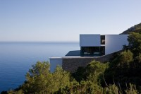 Amazing House on a Cliff with Spectacular Views