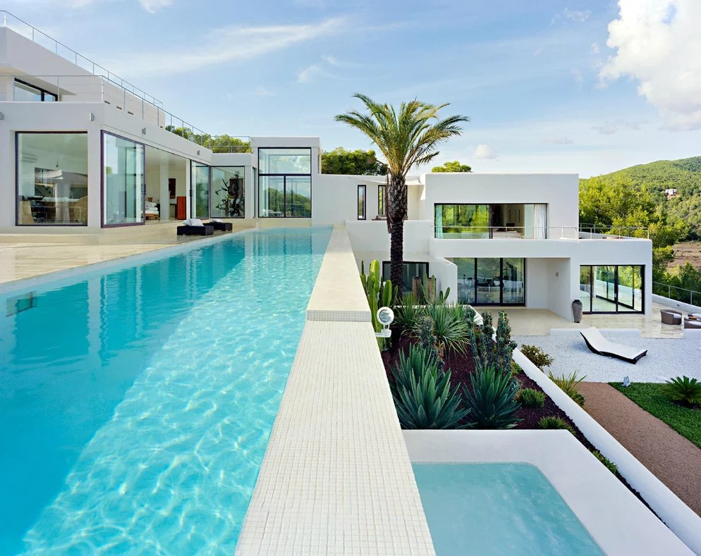 Casa Jondal Dream House in Ibiza Spain  PHOTOGRAPHY