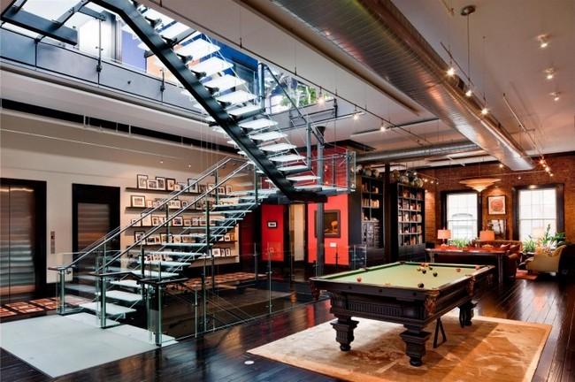 49 5 Million Triplex Apartment In The Beautiful Tribeca