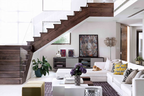 H Residence Has Stunning Interiors That Bring Family Joy