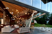 23.2 Residence By Omer Arbel Surrounded By A Lush Landscape