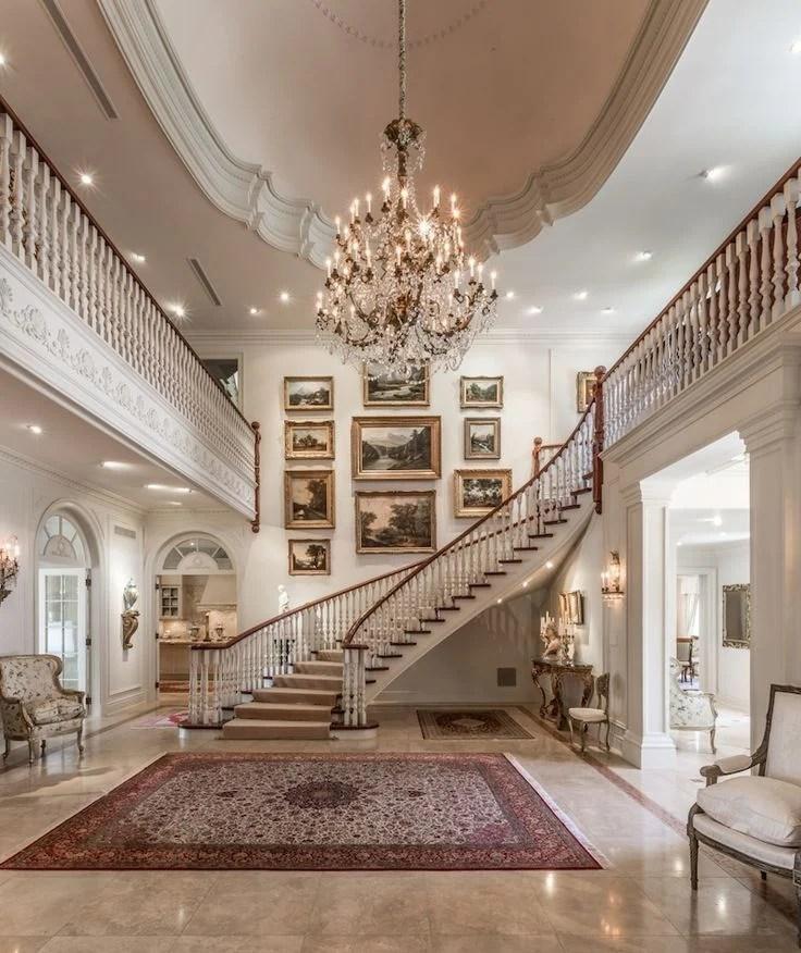 20 grand foyer entrances
