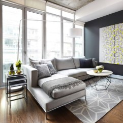 Small Living Room Decorating Ideas 2017 Blue Trellis Rug 20 Of The Most Stunning Image Via Www Housebeautiful Com