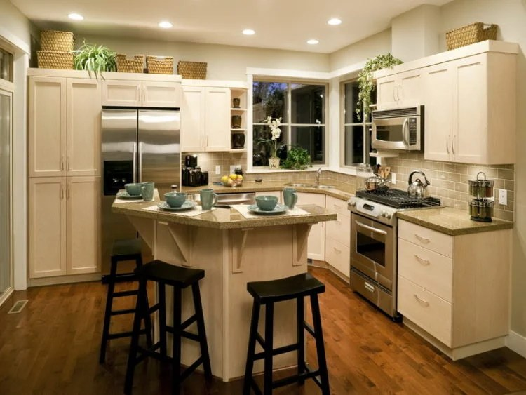 kitchen design budget light table 20 small ideas on a instead valance or and airy window treatments that still let in good amount of natural will give your more appeal