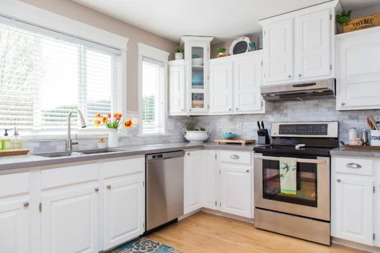 white kitchen cabinets ideas round table sets for 4 20 beautiful your is one of the most popular rooms in home it hub where everyone gathers to cook eat visit with friends pay bills