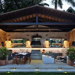 Outdoors Kitchen Gadget 20 Outdoor Kitchens Perfect For The Summer