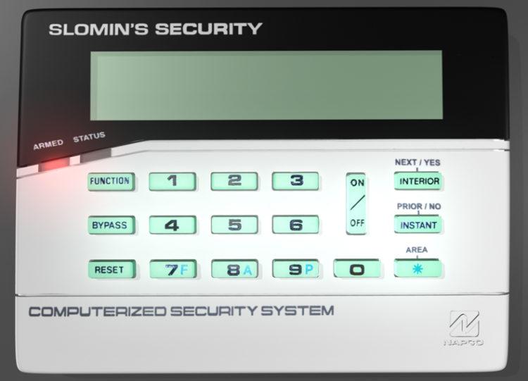 Top Ten Home Alarm Systems