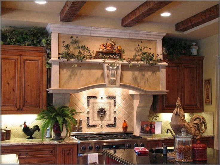 tuscan style kitchen large island 20 gorgeous designs with decor