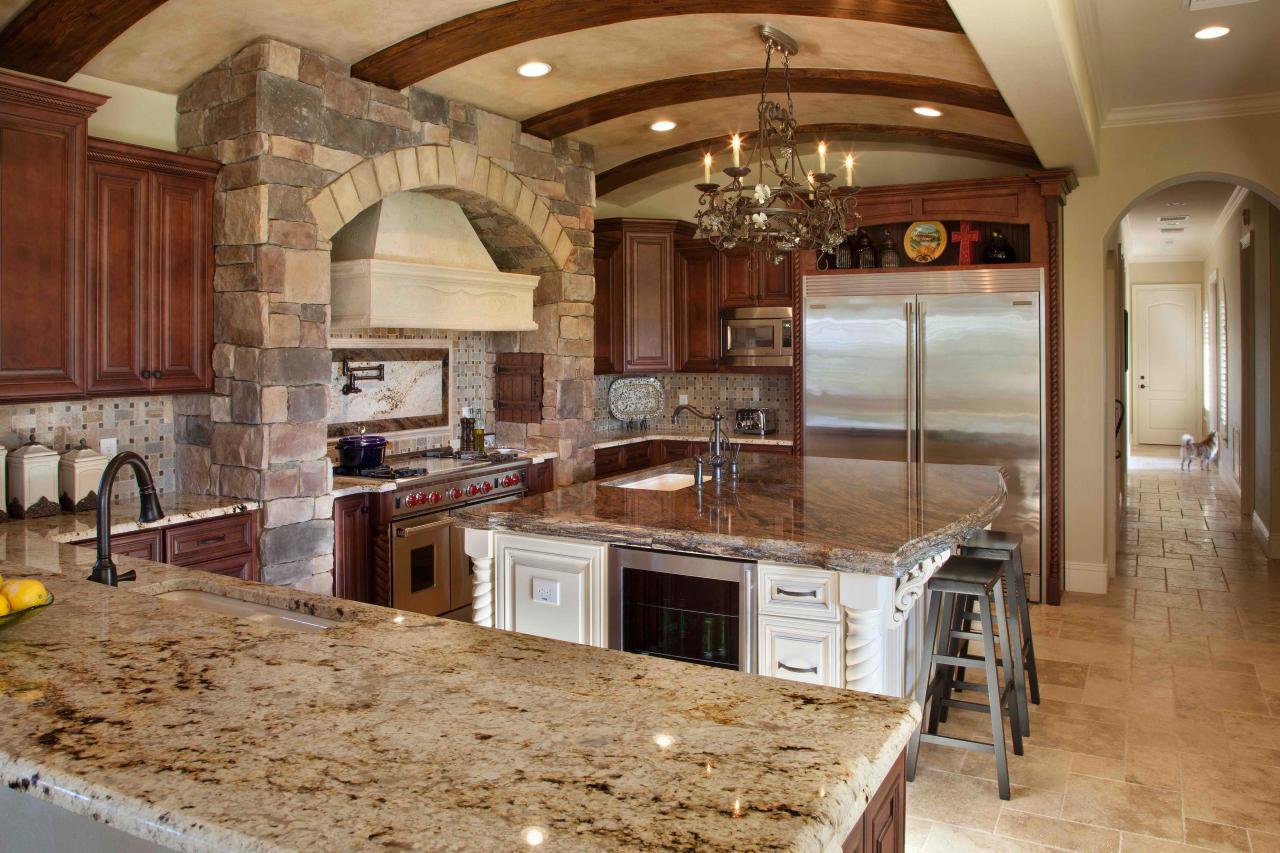 tuscan kitchen design photos island seating 20 gorgeous designs with decor
