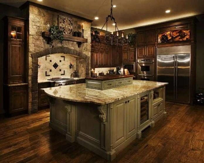 tuscan style kitchen changing hinges on cabinets 20 gorgeous designs with decor