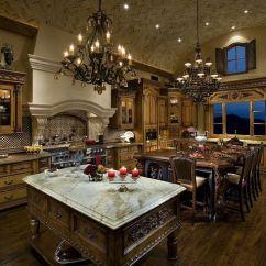 Tuscan Style Kitchen Outdoor Cabinet Ideas 20 Gorgeous Designs With Decor Image Via Www Designterrablades Com