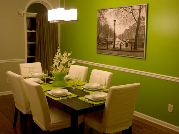 green dining room table and chairs should i get chair covers for my wedding 20 gorgeous ideas image via www houzz com