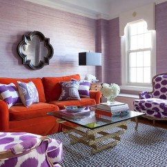 Plum Colored Living Rooms 5th Wheel Room Up Front 20 Beautiful Purple Ideas
