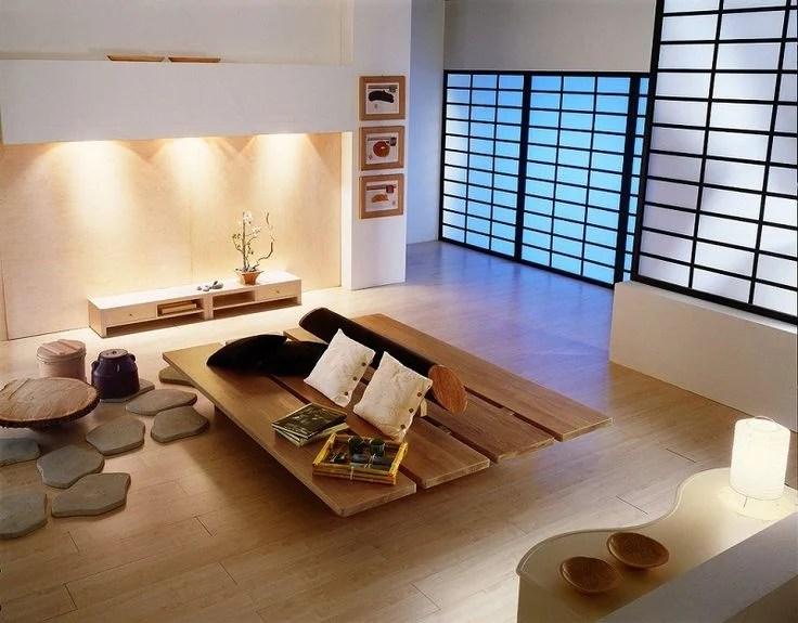 Living Room Japanese Furniture Design, Japanese Modern Furniture Design
