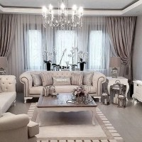 20 Curtain Ideas for Your Luxurious Living Room