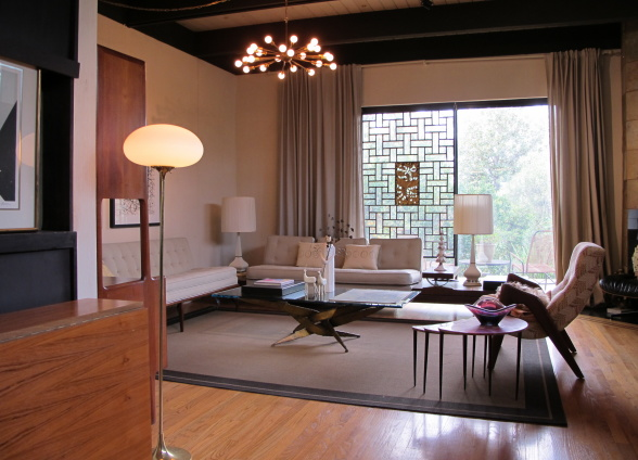 hgtv contemporary living rooms best gray paint for small room 20 mid-century modern design ideas