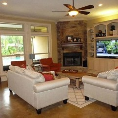 Small Living Room Tv Fireplace Colours With Brown Furniture 20 Beautiful Bedrooms And Setups