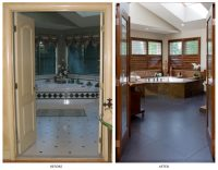 20 Before and After Bathroom Remodels That Are Stunning