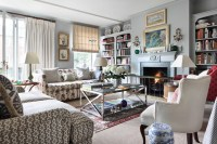 20 Beautiful Living Rooms with Mixed Design Styles