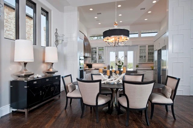 transitional style living room ideas with light hardwood floors 20 beautiful dining decor is the art of combining two types styles contemporary and modern it a design that not too formal cold