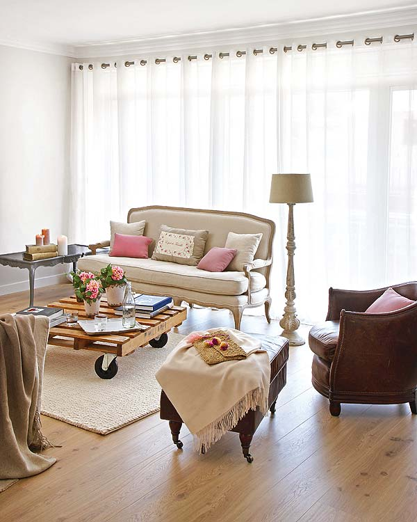 mixing furniture styles living room decorating a long narrow 20 beautiful rooms with mixed design