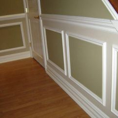 Picture Frame Moulding Below Chair Rail Zero Gravity Lawn Chairs Canada Five Different Ways To Upgrade Your Molding Above And Beneath The