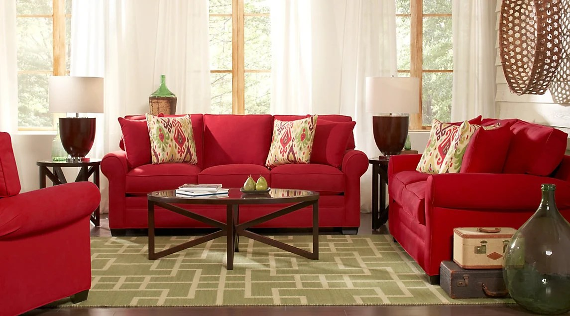 See these 11 functional and fabulous white living room decorating ideas from top designers. 20 Beautiful Red Living Room Design Ideas to Consider