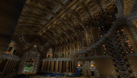 Five Awesome Minecraft Dining Rooms For Inspiration