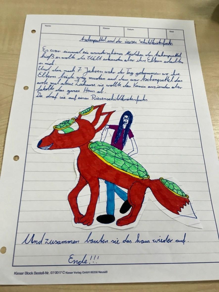 Leserbrief zu Workshop in Rehfelde Angst zaehmen mit Nina Petrick