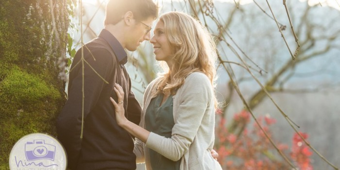 Verlobungs Shooting Elfenaupark Orangerie