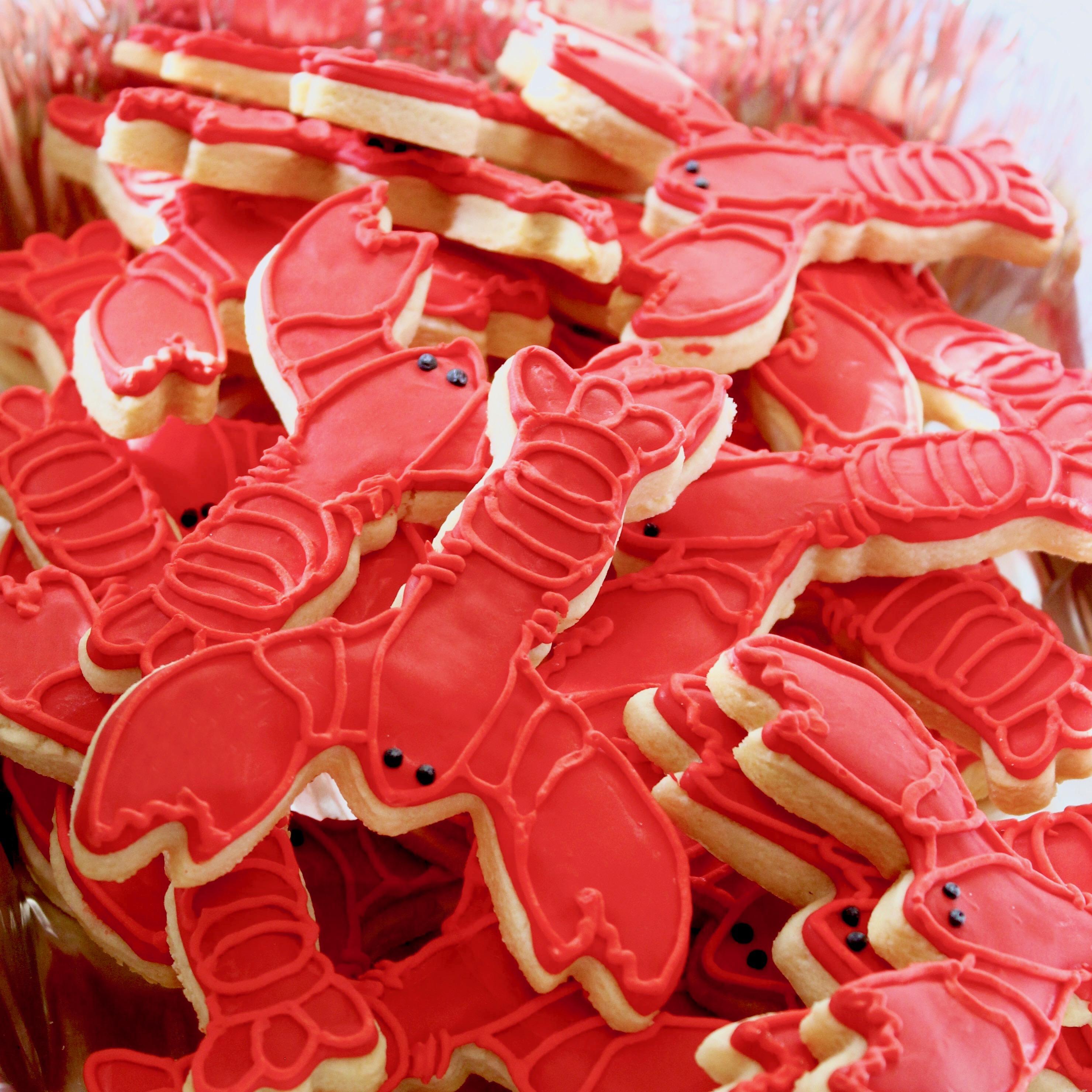 crawfish cookies